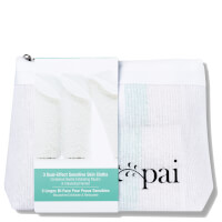 Pai Dual-Effect Sensitive Skin Cloth (Pakke med 3)