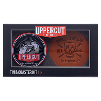 Uppercut Tin & Coaster Kit