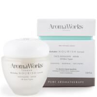 AromaWorks Nourish Face Exfoliate Mask 50ml