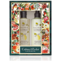 Crabtree & Evelyn Citron Body Care Duo (Worth £31.00)