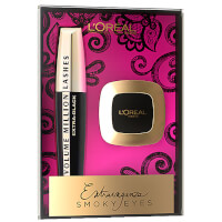 L'Oréal Parisian Smokey Eyes Gift Set
