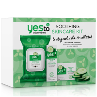 Yes To Cucumbers Soothing Skincare Kit