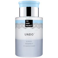 The Hero Project Undo Bi-Phase Waterproof Eye Make-Up Eraser 160ml