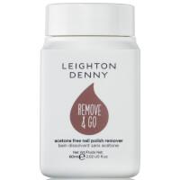 Leighton Denny Remove and Go Polish Remover - Cherry Blossom 60ml