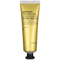 Benton Shea Butter and Coconut Hand Cream 50g