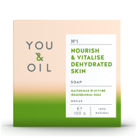 You & Oil Nourish & Vitalise Soap for Dehydrated Skin 100g