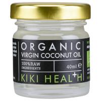 KIKI Health Organic Raw Virgin Coconut Oil 40ml