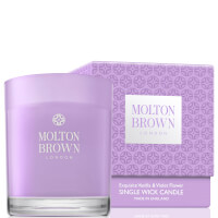 Molton Brown Exquisite Vanilla & Violet Flower Single Wick Candle