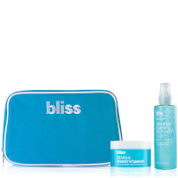 bliss Fabulous Dynamic Cleanse and Moisture Duo (Worth £49.00)