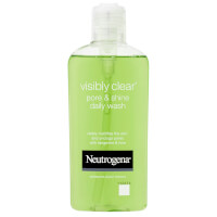 Neutrogena Visibly Clear Pore and Shine Daily Wash 200ml