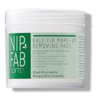 Nip + Fab Kale Fix Make Up Removing Pads - 60 Pads