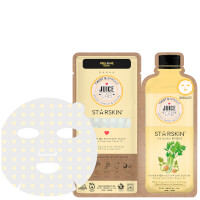 STARSKIN JuiceLab® Twist & Sprout Power C+ Booster Face Mask