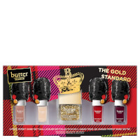 butter LONDON The Gold Standard Collection (Worth £36.80)
