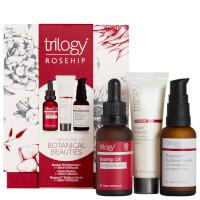 Trilogy Botanical Beauties Rosehip Radiance Set (Worth £66.25)