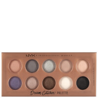 NYX Professional Makeup Dream Catcher Shadow Palette - Stormy Skies