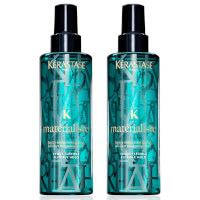 Kérastase Styling Materialiste Thickening Spray Gel 195ml Duo