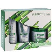 Matrix Biolage Fiberstrong Gift Set (Worth £35.14)
