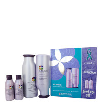 Pureology Hydrate Colour Care Shampoo and Conditioner Charity Set