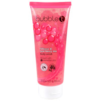 Bubble T Hibiscus and Acai Berry Tea Body Scrub (200ml)