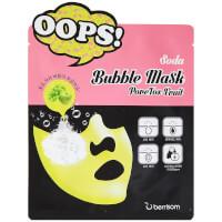 Berrisom Soda Bubble Mask - Poretox Fruit 18ml
