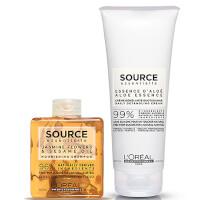 L'Oréal Professionnel Source Essentielle Nourishing Duo