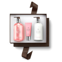 Molton Brown Delicious Rhubarb & Rose Hand Gift Set