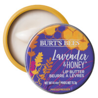 Burt's Bees 100% Natural Moisturizing Lip Butter with Lavender and Honey 11.3g