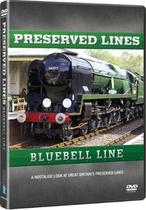 Preserved Lines - Bluebell Line
