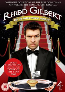 Rhod Gilbert and Award Winning Mince Pie