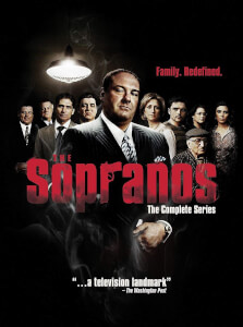 Sopranos - Series 1-6 - Complete