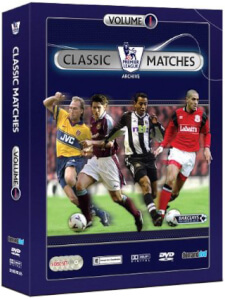 Premier League Classic Matches Vol.1