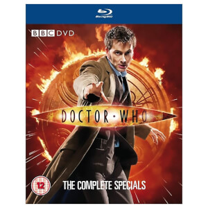 Doctor Who The Complete Specials Box Set
