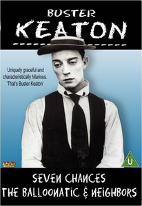 BUSTER KEATON-SEVEN CHANCES