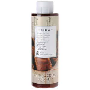Korres Vanilla Cinnamon Shower Gel 250ml