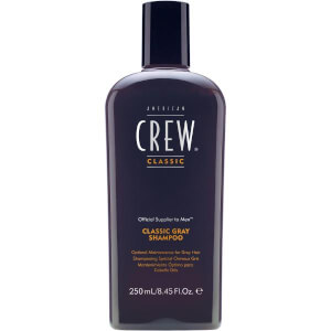 Special Offer American Crew Classic Gray Shampoo 8.5 oz.