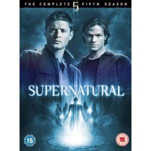 Supernatural  - Season 5