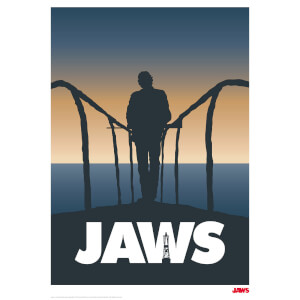 "JAWS ""Spanish Ladies"" Poster"