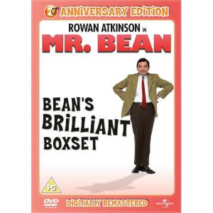 Mr. Bean: Series 1, Volumes 1-4 - 20th Anniversary Editie