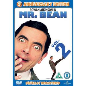 Mr. Bean: Series 1, Volume 2 - 20th Anniversary Editie