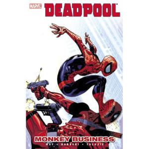 Marvel Deadpool: Monkey Business - Volume 4 Graphic Novel