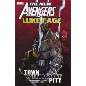 New Avengers Luke Cage Trade Paperback Town Without Pity