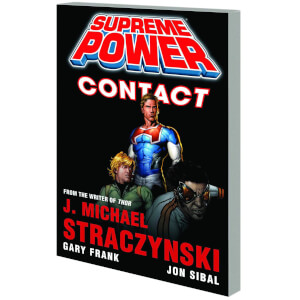 Supreme Power Contact Trade Paperback New Printing