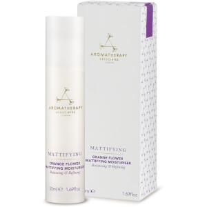 Aromatherapy Associates Balance Orange Flower Moisturizer