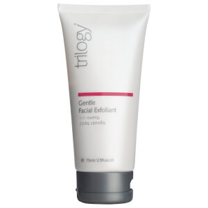 Exfoliante Facial Delicado Gentle da Trilogy 75 ml
