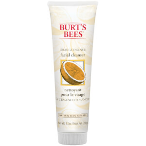 Burt's Bees Orange Essence Facial Cleanser (120g) Discount