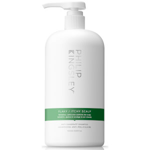 Philip Kingsley Flaky/Itchy Scalp Anti-Dandruff Shampoo 1000ml (Worth $160)