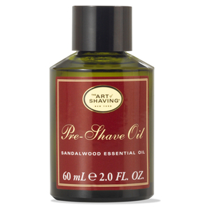 The Art Of Shaving Pre-Shave Oil - Sandalwood (60ml)