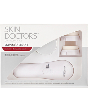 Skin Doctors Powerbrasion System Pack (5 prodotti)