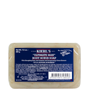 Kiehl's Ultimate Man Body Scrub Soap 200g
