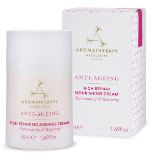 Aromatherapy Associates Anti-Age Rich Repair Nourishing霜(50ml)